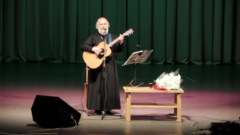 Песня За всё Тебя благодарю.Священник Сергий Киселёв
