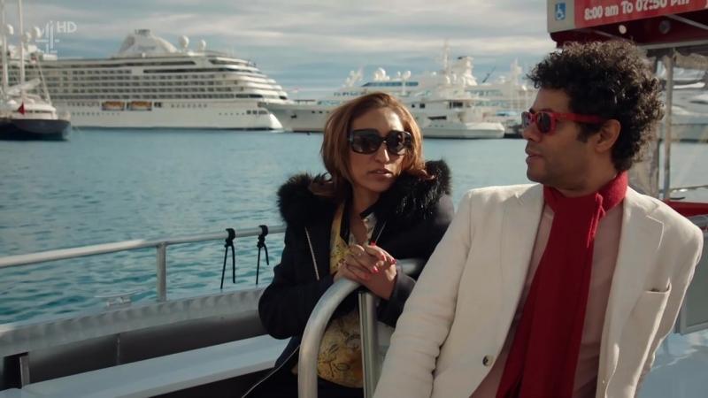 Travel Man 7x04 - Cote d'Azur (Shazia Mirza)