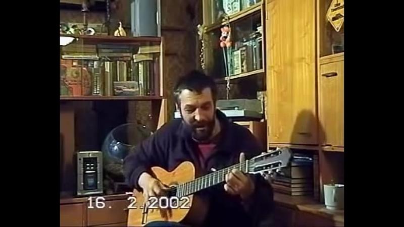 Валентин Соломатов. Место на распятии все еще вакантно