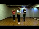 Легкий танец. Элджей - Розовое вино. Обучающее видео. Танцы. Часть 1.