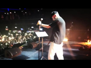 "T-fest исполнил песню басты - ""сансара"" на концерте [nr]"