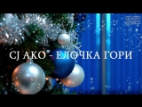 CJ AKO - Елочка гори Новый Год Раз Два Три Новогодняя Детская Песня про Елочку для утренника на корпоратив Новогодний Праздник