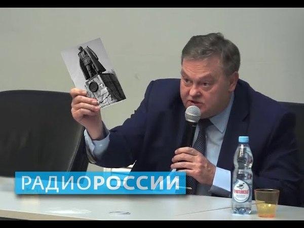 Евгений Спицын. Бой в прямом эфире за историческую правду: Колчак проверку на вшивость не прошёл!