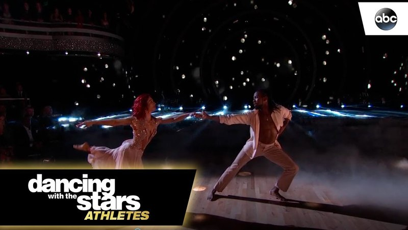 Josh and Sharna's Contemporary – Dancing with the Stars