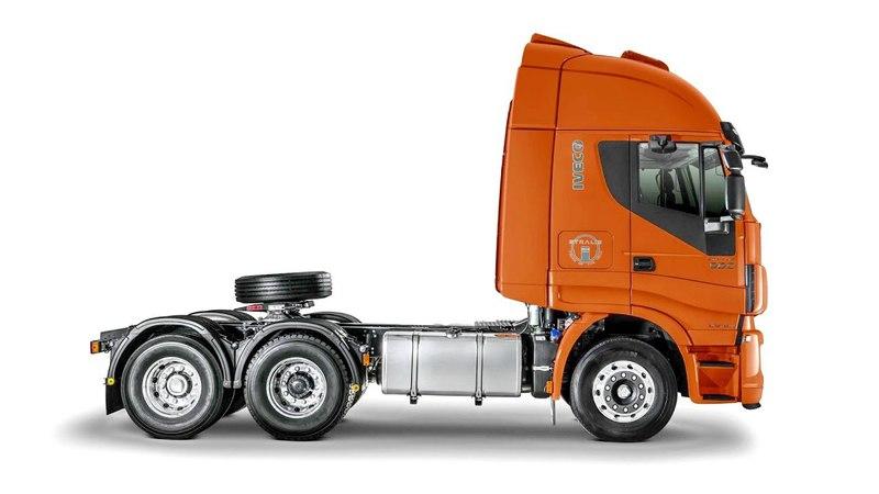 Iveco Stralis Hi Way 560 62 tractor 2013
