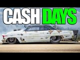Street Outlaws CASH DAYS (Kye Kelley, White Zombie, &amp MORE!)