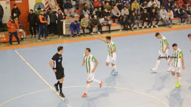 Pasión Futsal TV Villa La Ñata 3- Pinocho 12 (Primera A 2018-Fecha 11) FUTSAL AFA