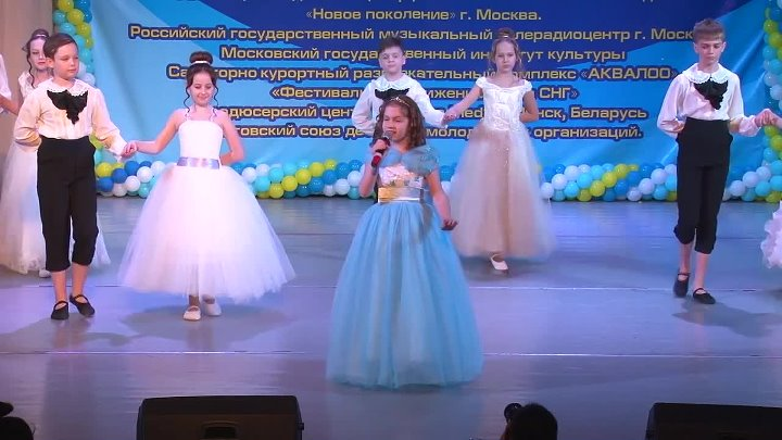 Чеботарёва Полина и Хореографический ансамбль «Солнечный круг» - «Золушка»