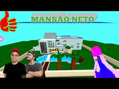 MOSTRANDO MAPAS MANSÃO NETO