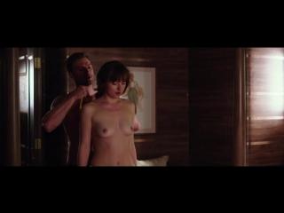 Дакота Джонсон (Dakota Johnson) голая в фильме «Пятьдесят оттенков свободы» (2018)