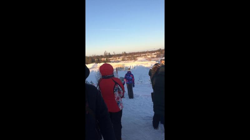 Лянторские снежно-ледовые гонки 2017