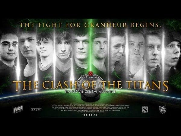 Alliance vs Na'Vi Grand Championship 4 of 5 Russian Commentary