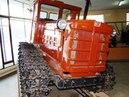 Soviet tractor DT-54 restoration Трактор ДТ-54А реставрация