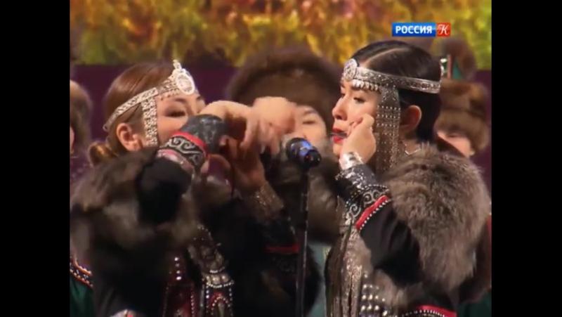Дни Якутии - в Москве. Новости культуры от 15.12.17