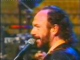 Ian Anderson &amp martin Barre of Jethro Tull Letterman 20th Aug. 1991