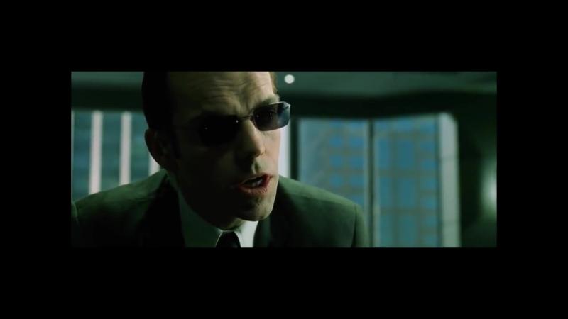 Матрица - монолог агента Смита