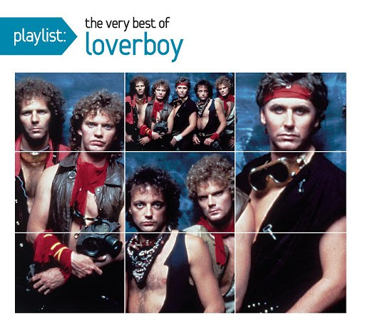 Loverboy альбом Playlist (The Very Best Of Loverboy)