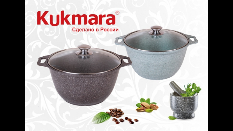 Kukmara - испытания качества антипригарного покрытия