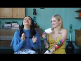Riverdale Stars Camila Mendes and Lili Reinhart Take on The Best
