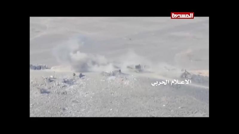 Драка на позициях хадистов в Марибе и миномётный обстрел хуситов.