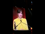 Дакота Джонсон (премия «CinemaCon Big Screen Achievement Awards»/Лас