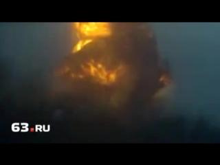 Взрывы в Чапаевске 2013