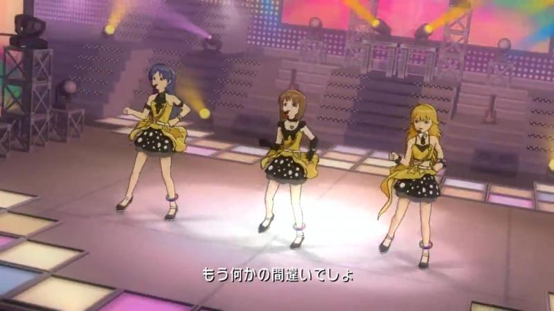 THE IDOLM@STER 私はアイドル HD (немного об Idolmaster Live for You)