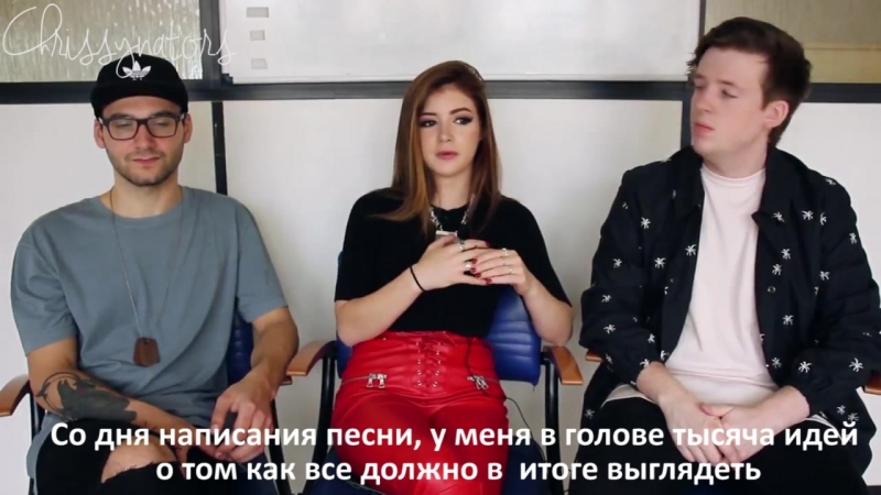 Against The Current - Paralyzed (Video History) RUS SUB