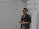 Перформанс ЗАЯВЛЕНИЕ в Третьяковской галерее 2 Жёсткая записка
