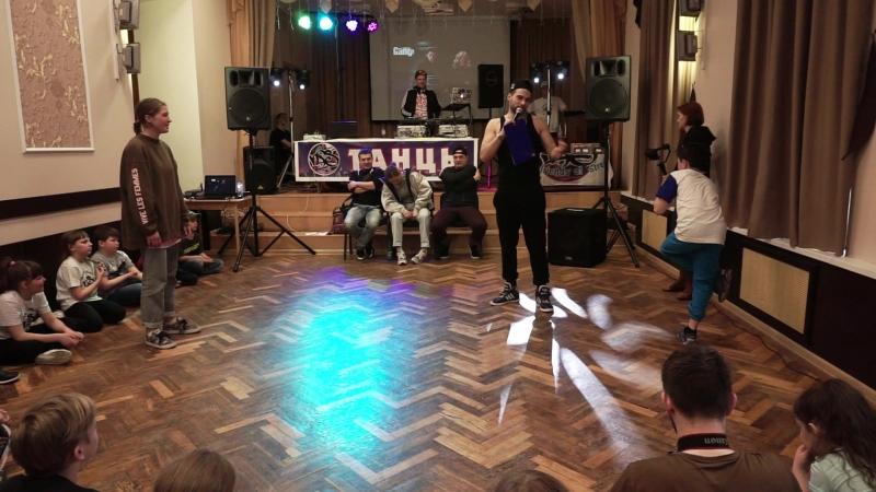 Hip-Hop Juniors' Полуфинал (part 1)