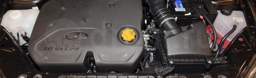 Двигатель ВАЗ-21127 — особенности
