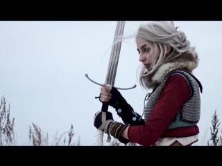 The Witcher 3 - Cirilla Fiona Elen Riannon [Cosplay Video]