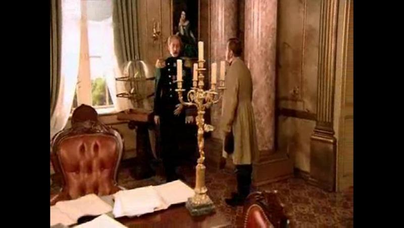 Бедная Настя - Хитрый император.Полковник Замаренов то самое подставное лицо в тюрьме!(club_role_play_bednaya_nastya)
