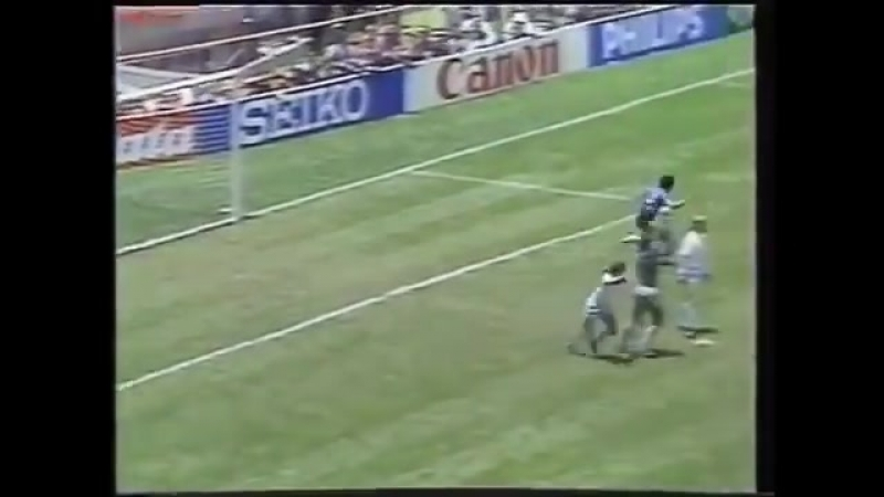 Diego Armando Maradona_World Cup 1986_Unique Kinetics