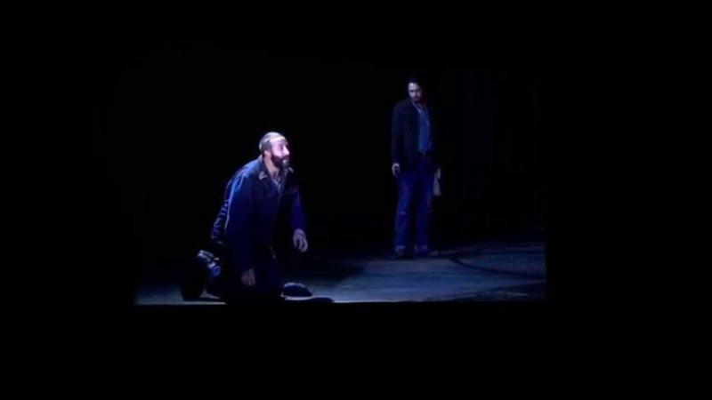 О мышах и людях финальная сцена (OF MICE AND MEN/final scene)