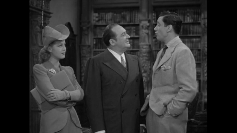 Design for Scandal (1941)