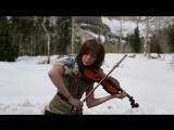 SKYRIM - Lindsey Stirling &amp Peter Hollen