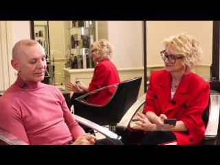 VKlive: Эвелина Хромченко и beauty-эксперт Александр Тодчук