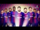 Барселона - чемпионы LaLiga 2017/18!