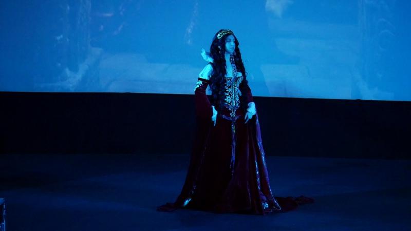 1.2.5. JulieLetto - The Brothers Grimm (Братья Гримм) - mirror Queen (Зеркальная королева) – Узловая