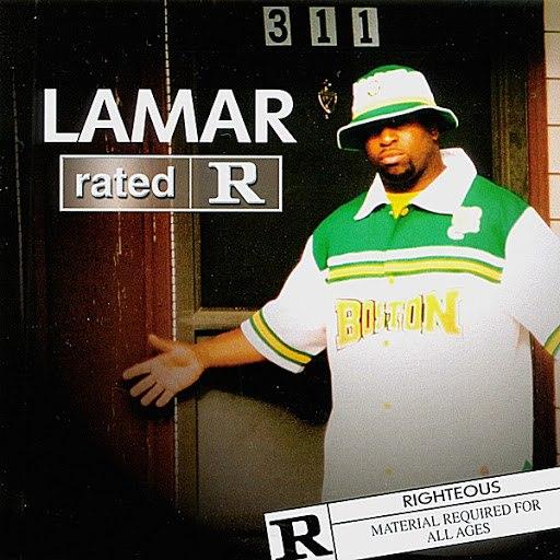 Lamar альбом Rated-R