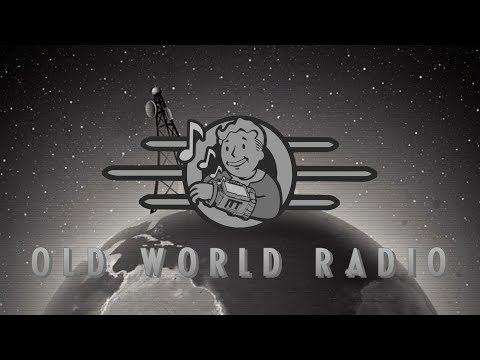 ⚡ FALLOUT RADIO (All stations DJ's!) MORE! Live Stream 🔴 24/7