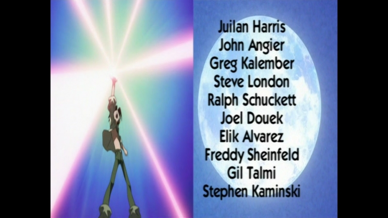 [AnimeOpend] Shaman King 1 ED   Ending (FR) / Шаман Кинг 1 Эндинг (480p)