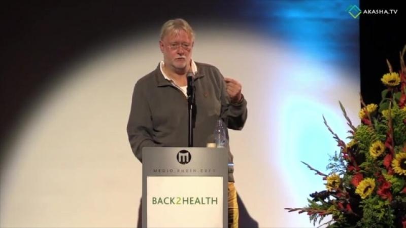 Dieter Brörs - Die Sonne, das Magnetfeld und Dein Bewusstsein Teill 1