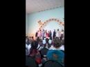 Сашуля поет песенку любимый класс