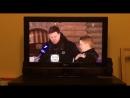 Экранная копия эфира в программе Доброе утро на Первом