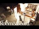 2012 Catalog Photo Shoot | Room Board Modern Furniture