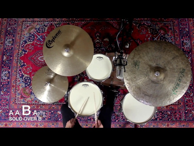 Introduction to Jazz Drumming - Part 9: Melodic Phrasing