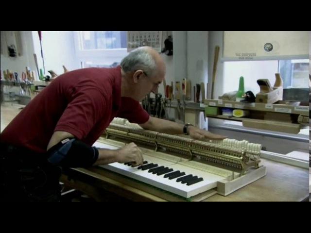 Рояль Steinway Из чего это сделано
