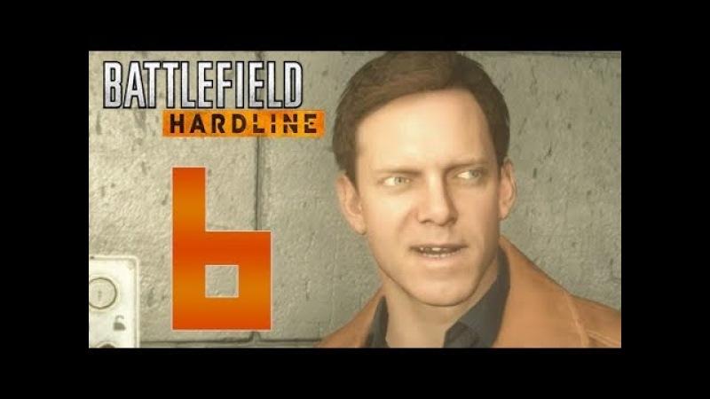 Battlefield Hardline Прохождение Cерия 6 Наркобизнес смотреть онлайн без регистрации